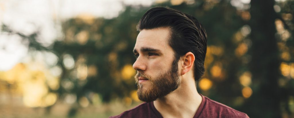 does trimming beard make it grow thicker